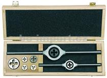 Sada závitníků typ MINI-1 D profi HSSE-VA M3-M12