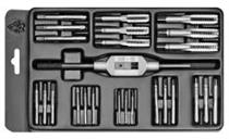 Sada závitníků typ MINI-2 HSS M3-M12