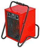 Elektrický ohřívač vzduchu 5 kW DEDRA