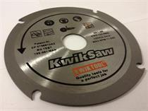 Kotouč na dřevo a plast do úhlové brusky Kwiksaw 150