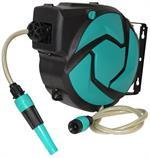 Automatický hadicový naviják / buben s hadicí na vodu 10 m