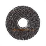 Kartáčový prstenec - 0,3 mm - OCELOVÝ DRÁT