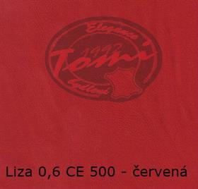 Koženka Liza 0,6 - oděvní