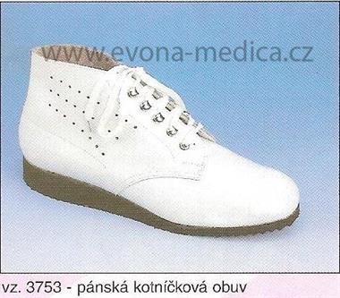 Pánská kotníčková obuv