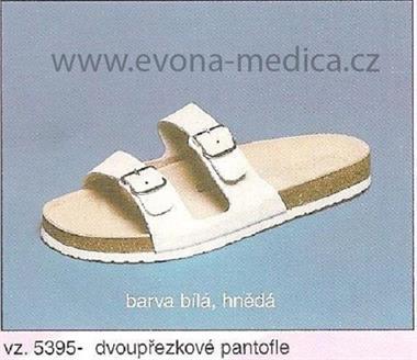 Pánské pantofle dvoupřeskové