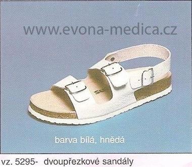 Dvoupřeskové sandály