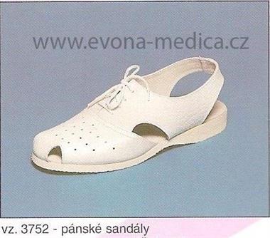 Pánské sandály - tkaničy