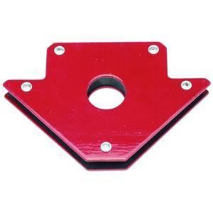 Magnet pomocný trojúhelníkový 90° pro sváření úhlů