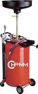 Pojízdná pneumatická nádoba na olej s odsávačkou HC-2085