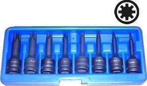 Sada kovaných prodloužených hlavic RIBE Genborx JBTK 408-RM