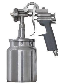 Stříkací pistole Walmec UR Plus 1,7 spodní nádobka