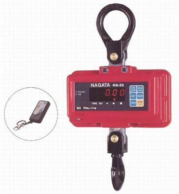 Váha závěsná digitální jeřábová HA33 300-2500kg