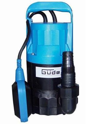 Ponorné čerpadlo pro dopravu čisté vody GT 2500, GUDE