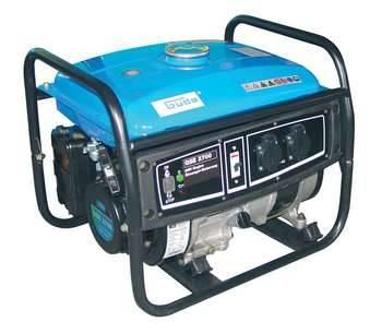 Elektrocentrála GSE 2700 (generátor), Gude