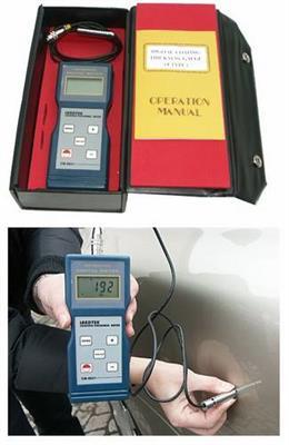 Přístroj pro měření tloušťky laku CM-8821F
