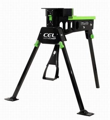 Svěrák workCLAMP ovládaný nohou CEL