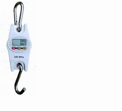 Digitální závěsná váha CR 0-200kg