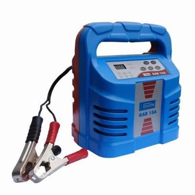 Automatická nabíječka baterií GAB 15A, GÜDE