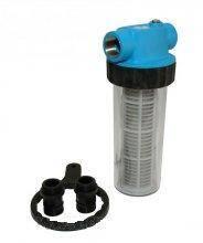 Filtr pro zahradní čerpadla a domácí vodárny 250 mm, GÜDE