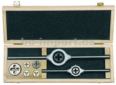 Sada závitníků typ MINI-1 D profi HSSE M3-M12