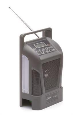 CEL AKU stavební rádio 14,4V 144RA (pouze tělo)