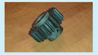 Šnekový převod, ozubené kolo na pilu PPK 115 PROMA