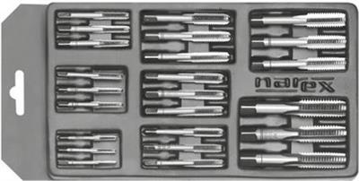 Sada závitníků typ MINI-2L, HSS, M3LH-M12LH