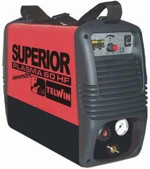 Invertory pro řezaní plazmou SUPERIOR PLASMA 60HF