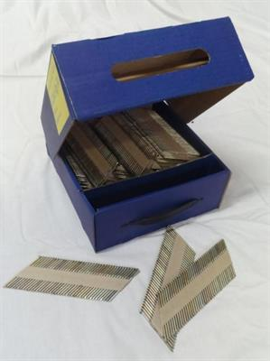 Kopie - Hřebíky do hřebíkovačky s D hlavou DL34 R 3,1x75mm 2000ks