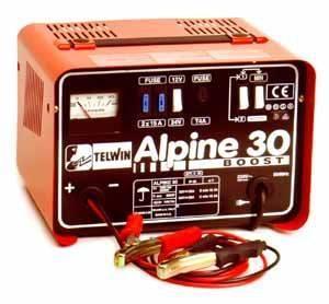 Nabíjecí zdroj ALPINE 30 BOOST