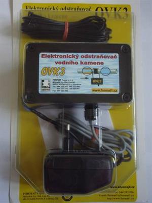 OVK3 Odstraňovač vodního kamene pro potrubí do 4 coulů