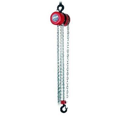 Řetězový kladkostroj BRANO typ Z 100-1 / 3,2 t - 3 m