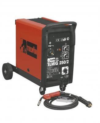 Svářecí zařízení MIG-MAG TELMIG 250/2 TURBO