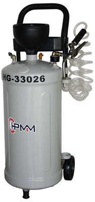 Pojízdná pneumatická plnička olejů HG-33026