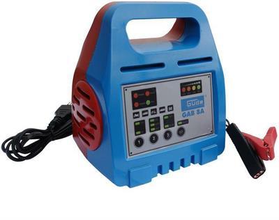 Automatická nabíječka baterií GAB 8A, GÜDE