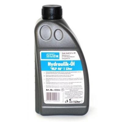 Olej hydraulický HLP 46, 1 L Güde