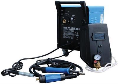 Svářečka MIG 172/6W pro svařování v ochranné atmosféře, GÜDE
