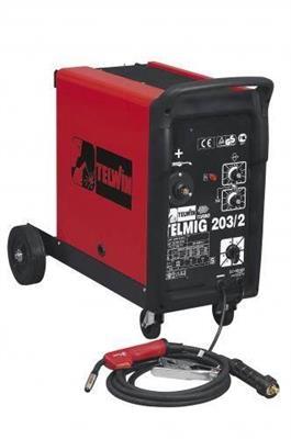 Svářecí zařízení MIG-MAG TELMIG 203/2 TURBO