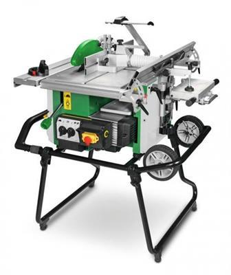 Univerzální víceúčelový stroj Holzstar UMK 6 + šeky v hodnotě 2000 Kč