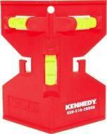 Magnetická vodováha na sloupy 75 x 125 mm, KENNEDY