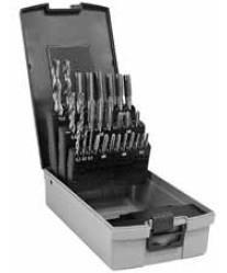 Souprava ručních sadových závitníků s vrtáky typ M 6-ZV, HSS, M 3-12