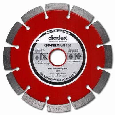 Diamantový kotouč CDU-PREMIUM 115 Diadex