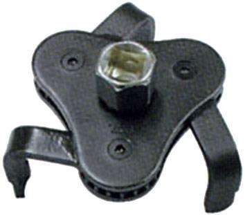 Dvojčinný tříčelisťový klíč na olejové filtry 096-5103