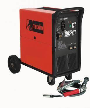 Svářecí zařízení MIG-MAG MASTERMIG 300