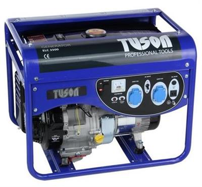 Elektrocentrála 3100W OHV, AVR, jednofázová - TUSON
