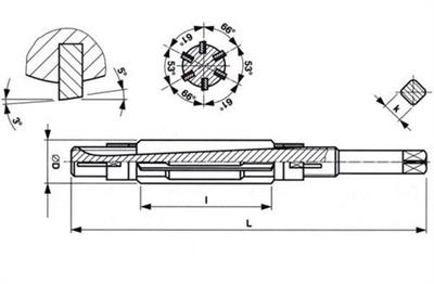 Stavitelný výstružník 16,50-18,40 T9 261 096