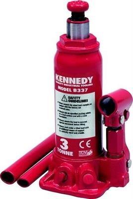 Hydraulický zvedák KENNEDY B337 (hever,panenka) 3t/372mm KEN-503-5840K