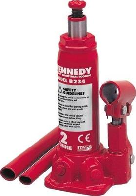 Hydraulický zvedák KENNEDY B234 (hever,panenka) 2t/345mm KEN-503-5820K