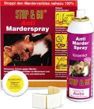 STOP & GO Anti-Marderspray