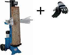 Štípač na dřevo 7t, HL 710 VARIO, SCHEPPACH + dárek RUKAVICE ZDARMA